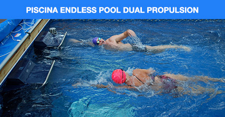 Dual-Propulsion Endless Pool