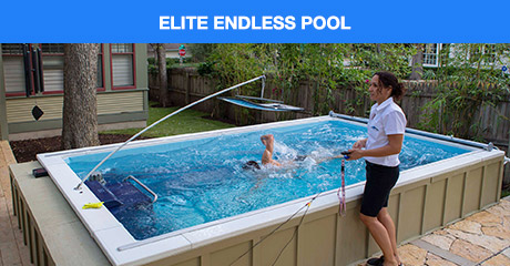 Endless Pools | Indoor Outdoor Pools | Adjustable Swim Current
