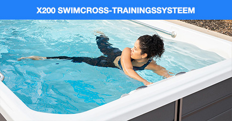 X200 SwimCross-trainingssysteem