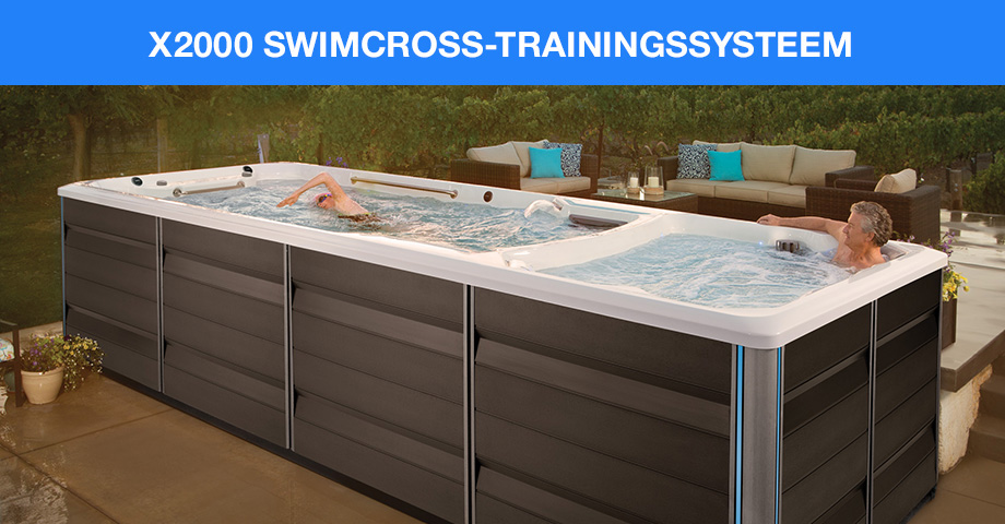 X2000 SwimCross-trainingssysteem