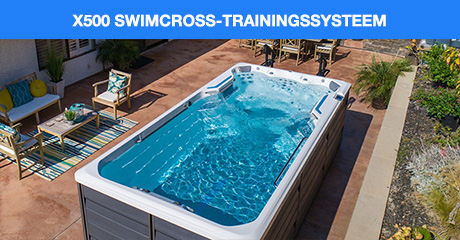 X500 SwimCross-trainingssysteem